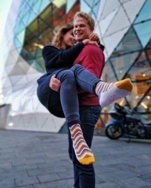 Sock&Sock Zomerkriebels, September 2018