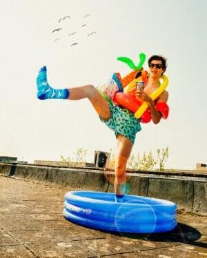 Zeilbootje, Sok Mei 2020 - product